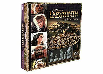 New - Jim Henson's Labyrinth: The Board Game, In Stock, Free Shipping