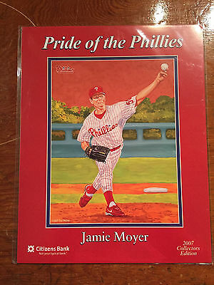 Jamie Moyer  Pride Of The Philadelphia Phillies 2007 Print Sga