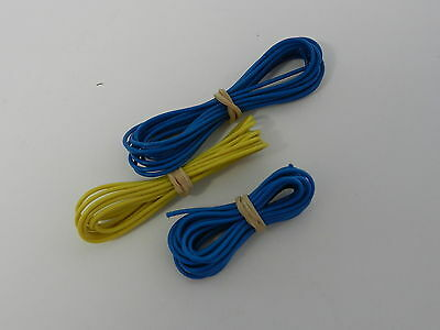 Marklin Z gauge accessory power cables, new and unused.