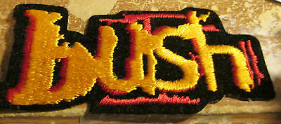 Bush Collectable Rare Vintage Patch Embroided 90's Metal Live Garvin Rossdale 2