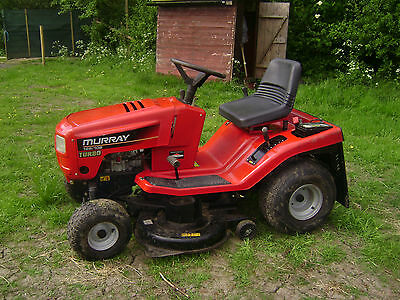 MURRAY 125 TURBO RIDE ON  Tractor/Mower Briggs and Stratton Engine