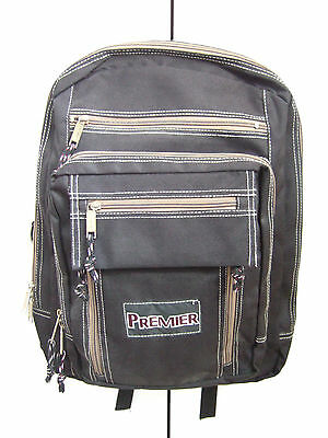 Premier Black Rucksack/backpack