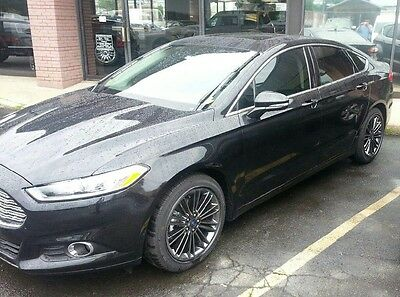 2014 Ford Fusion  2014 Ford Fusion SE 6Speed Manual 1.6 Liter EcoBoost - VERY RARE!!!!