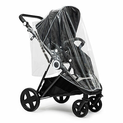 Raincover Compatible with Silver Cross 3D Pram Carrycot