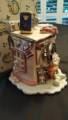 Blue Sky Clayworks Healther Goldminc candle house Pinkey's Coin Launderette