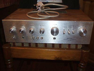Rotel RA-312 Integrated Stereo Amplifier