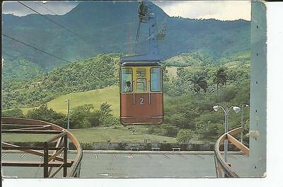 Postcard From The Dominican Republic, The Caribbean, Posted With $3 Stamp