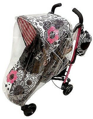 Raincover Compatible with Cosatto Yo! Buggy/Pushchair (142)