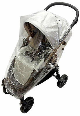 Raincover Compatible with Baby Jogger Versa GT Select Pushchair (142)