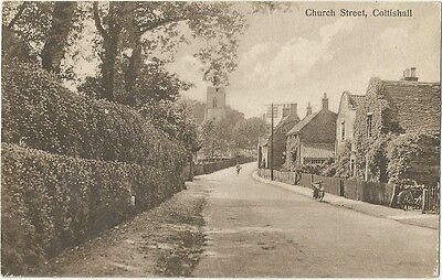 Norfolk , Coltishall , real photo , very scarce   ,  see scan .