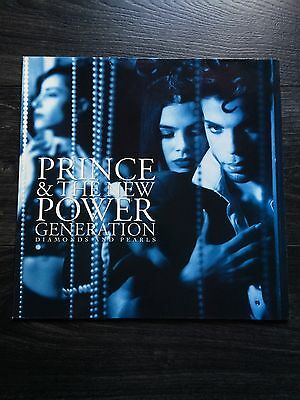 Prince &The New Power Generation-Diamonds And Pearls GER x2 LP 1991 Near Mint