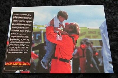Armageddon lobby card, lobby still  # 1 - Will Patton