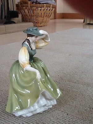 Royal Doulton Buttercup Figurine Han 2309 7.25 Inches High 180 Mm
