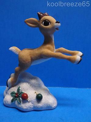 Enesco Rudolph & Island of Misfit Toys Flying Clarice Mini Figurine 104544