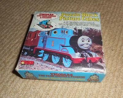 Thomas The Tank Engine & Friends - Puzzle Block Picture Cubes - Boxed