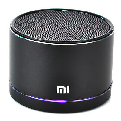 XIAOMI Portable USB Rechargeable Bluetooth V4.0 mini Stereo Speaker Black