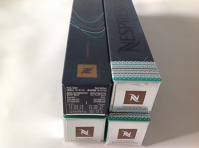 Chocolate Mint Limited Nespresso Coffee Pods Capsules Beans Intensity