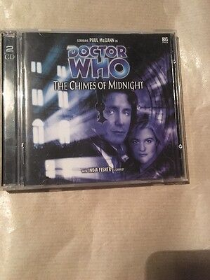 Doctor Who The Chimes Of Midnight Audio Book Big Finish 29