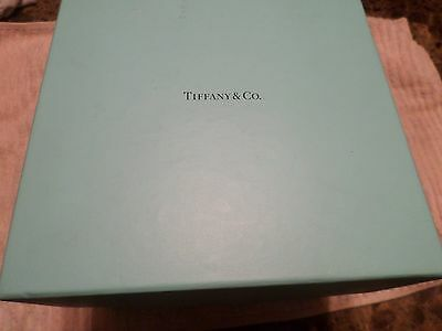 NIB  Tiffany & Co T&Co Riedel Riesling Red Wine Stemless Tumblers Set