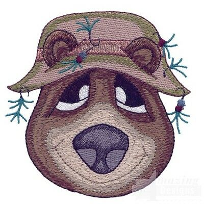 20 North Wood Escapade Designs for Machine Embroidery