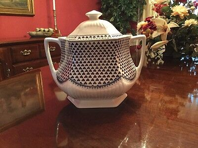 Adams Brentwood Soup Tureen