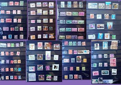 Free Worldwide Shipping - World Stamp Collection Europe US Asia Ext..