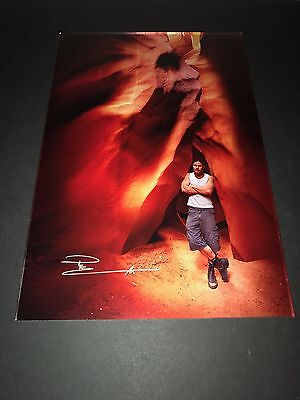 Peter Lik Onsite Hand-signed Photo