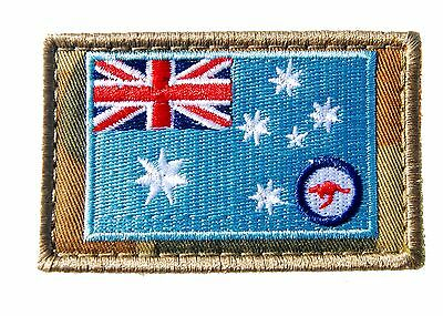 RAAF Ensign on AUSCAM DPCU - New