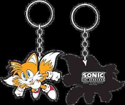 SONIC THE HEDGEDOG  Porte-clés caoutchouc Flying Tails