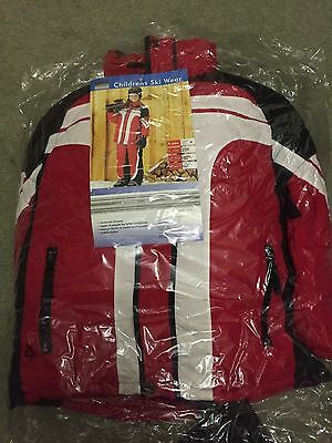 Childs Ski / Snow Suit 8 years 128cm - 2 piece *NEW* with tags