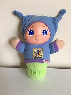 Playskool Worm That Glows In The Dark And Plays A Lullaby 25cms