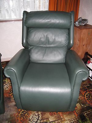 Electric Rise And Recline Mobility Chair, Leather