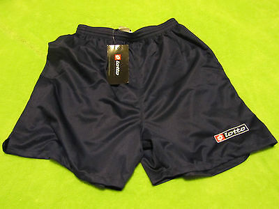 Lotto Men's Navy Trofeo Soccer / Sports Shorts Size Medium