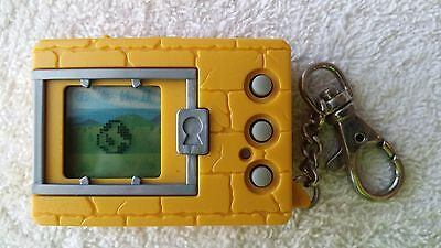 Digimon Digivice Digital Monster Version 1 Yellow
