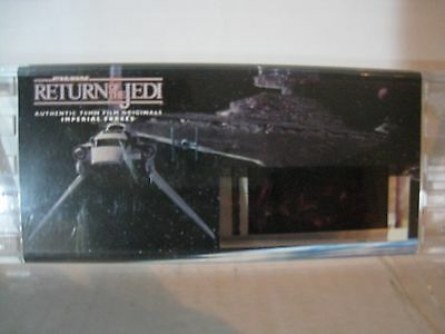 Star Wars Return of the Jedi -IMPERIAL FORCES #1652- Authentic 70mm Film Cell