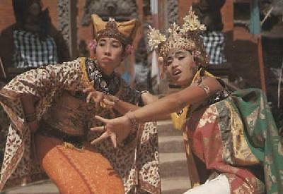 Indonesien, Bali , One of the Barong Dance