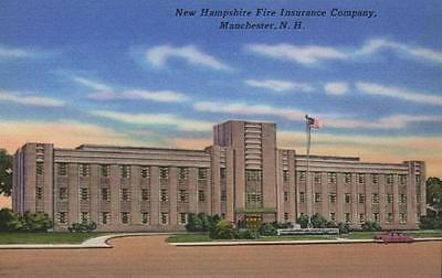 Manchester , N.H. , New Hampshire Fire Company
