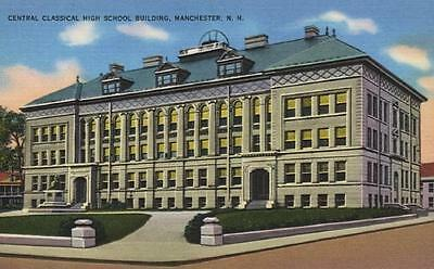 Central classical High School, Manchester, N.H.