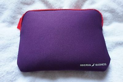 Iberia Airlines Airways Business Class Amenity Kit New