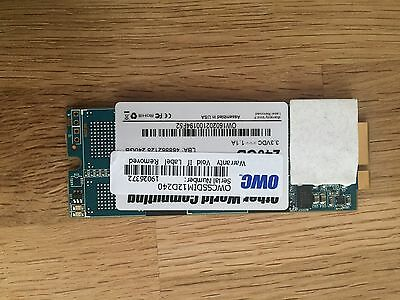 240 GB Aura Pro 6G SSD for iMac 13,2 27 inch Late 2012 A1419