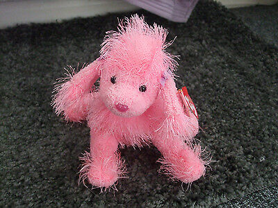 Ty pink poodle Flair
