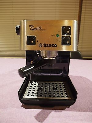 Saeco Expresso Coffee Machine Via Venezia