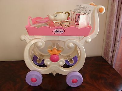 Disney Mrs Potts Tea Trolley & Accessories from Beauty And The Beast