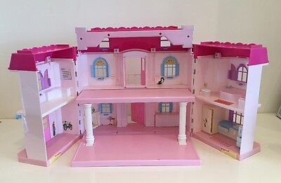 CHAD VALLEY Princess Play House Dolls House Girls Toy Pretend Play House