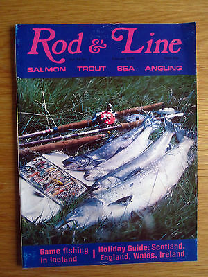 Rod and Line magazine - February 1975 Vol. 15, No. 2 (Angling literature Marlin)