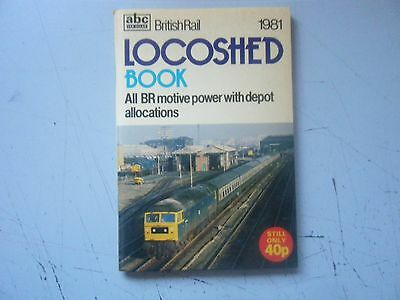 ABC Locoshed Directory Book
