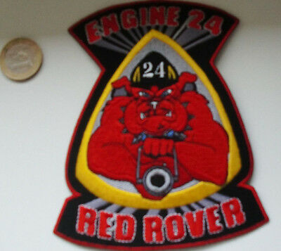 FDNY - Patch -ENGINE-24