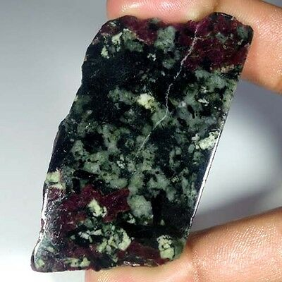 173.15Cts.100% NATURAL RUSSIAN EUDIALYTE FANCY ROUGH UNTREATED GEMSTONE