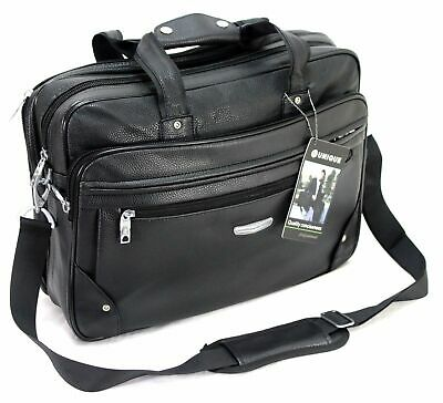 Executive Widescreen Laptop Notebook Business Briefcase Travel Bag Carry Case UK