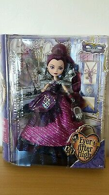 Ever After High Thronecoming Raven Queen Doll Daughter Of The Evil Queen New
